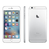 Apple iPhone 6s Plus Unlocked 4G LTE - Silver (Remanufactured) Smartphone