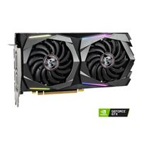 MSI GeForce GTX 1660 Super Gaming X Overclocked Dual-Fan PCIe...