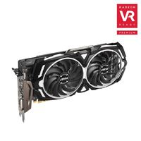 Photo - MSI Radeon RX 580 Armor X Overclocked Dual-Fan 8GB GDDR5 PCIe 3.0 Video Card