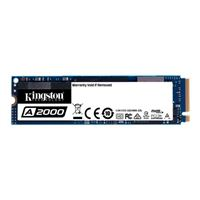 Kingston A2000 500GB SSD 3D NAND M.2 2280 PCIe NVMe 3.0 x4 Internal Solid State Drive