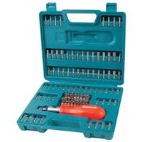 Duratool Security & Standard Screwdriver Bit Set - 150 Piece