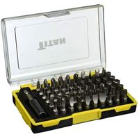 Titan Tools Bit Set - 61 Pieces