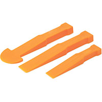 Titan Tools Non-Marring Trim and Pry Tools - 3 Pieces