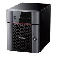 BUFFALO TeraStation 4 Bay 12TB (4 x 3TB) Raid Network Attached...