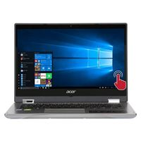 "Acer Spin 3 SP314-53GN-52GR Touch 14"" 2-in-1 Laptop Computer - Silver"