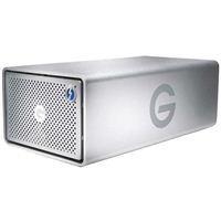 G-Technology 8TB G-RAID with Thunderbolt 3, USB-C (USB 3.1 Gen 2), and...
