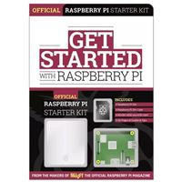Raspberry Pi Getting Started with Raspberry Pi - A Mag Kit