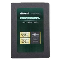 "Inland Professional 960 GB 3D NAND SATA III 6Gb/s 2.5"" Internal SSD"
