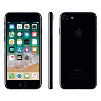 Apple iPhone 7 Unlocked 4G LTE - Jet Black (New Old Stock) Smartphone