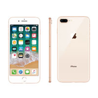 Apple iPhone 8 Plus Unlocked 4G LTE - Gold (New Old Stock) Smartphone