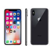 Apple iPhone X Unlocked 4G LTE - Space Gray (New Old Stock) Smartphone