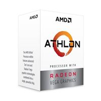 AMD Athlon 3000G Picasso 3.5GHz Dual-Core AM4 Boxed Processor
