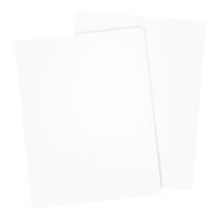 Printworks White Cover Stock (Premium Plus)