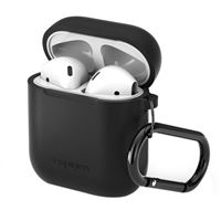 Spigen Apple Airpod Case Silicone Shell - Black