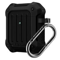 Spigen Apple Airpod Case Tough Armor Shell - Black