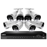 Lorex Ultra HD NVR Security Kit