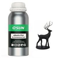 eSun Bio Resin 500ml - Black