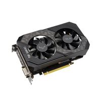 ASUS GeForce GTX 1650 SUPER TUF GAMING Overclocked Dual-Fan 4GB GDDR6 PCIe 3.0 Graphics Card
