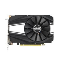 ASUS GeForce GTX 1650 SUPER Phoenix Overclocked Single-Fan 4GB GDDR6 PCIe 3.0 Graphics Card