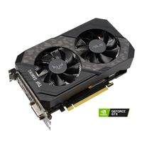 ASUS GeForce GTX 1660 Super TUF Overclocked Dual-Fan 6GB GDDR6 PCIe 3.0 Graphics Card