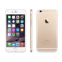 Apple iPhone 6 Plus Unlocked 4G LTE - Gold (Remanufactured) Smartphone
