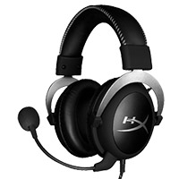 HyperX Cloud Pro Wired Gaming Headset - Silver (Refurbished)