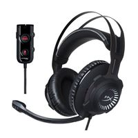 HyperX Cloud Revolver S Gaming Headset - Gray (Refurbished)
