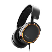 SteelSeries Arctis 5 RGB Gaming Headset - Black (Refurbished)