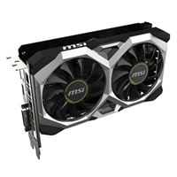 MSI GeForce GTX 1650 SUPER Ventus XS OC Overclocked Dual-Fan 4GB GDDR6 PCIe 3.0 Graphics Card