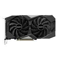 Gigabyte GeForce GTX 1650 Super Windforce OC Overclocked Dual-Fan 4GB GDDR6 PCIe 3.0 Graphics Card
