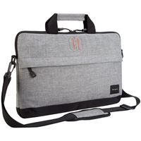 "Targus Strata Laptop Sleeve for Screens up to 15.6"" - Pewter"