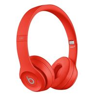 Beats by Dre Solo3 Wireless Headphones - Red