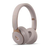 Beats by Dre Solo Pro Wireless Noise Cancelling Headphones - Gray