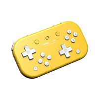 8Bitdo Lite Bluetooth Gamepad for Nintendo Switch Lite, Nintendo Switch & Windows - Yellow Edition