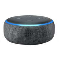 Amazon Echo Dot (3rd Gen) Smart Speaker with Alexa - Charcoal