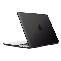 "iBenzer Hard Shell Case for MacBook Pro 16"" - Black"