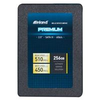 Inland Premium 256GB SSD SATA 3.0 6 GBps 2.5 Inch 7mm QLC 3D NAND Internal...