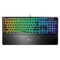 SteelSeries Apex 3 RGB Gaming Keyboard - OmniPoint