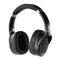 Audeze LCD-1 Open Back Reference Headphones - Black