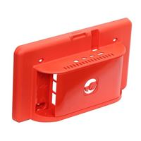 Element 14 Raspberry Pi 4 Model B Touchscreen Case - Red
