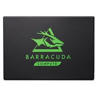 "Seagate BarraCuda 120 500GB 3D TLC NAND SATA 3.0 6.0 GB/s 2.5"" Internal SSD"