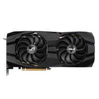 ASUS Radeon RX 5500 XT ROG Strix Overclocked Triple-Fan 8GB GDDR6 PCIe 4.0 Graphics Card