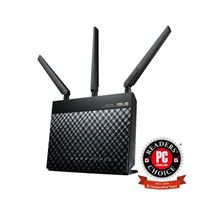 ASUS RT-AC1900P AC1900 Dual Band Gigabit Wireless AC Router w/ AiMesh Support and Free Lifetime Internet Security