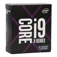 Intel Core i9-10920X Cascade Lake 3.5 GHz LGA 2066 Boxed Processor