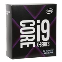 Intel Core i9-10900X Cascade Lake 3.7GHz Ten-Core LGA 2066 Boxed Processor