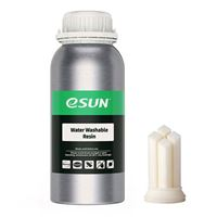 eSun Water Washable Resin - White (500ml)