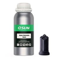 eSun Water Washable Resin - Black (500ml)
