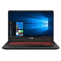 "ASUS TUF Gaming FX505DY-WH51 15.6"" Laptop Computer - Black"