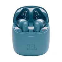 JBL T220TWS True Wireless In Ear Headphones - Blue