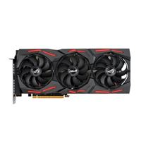 ASUS Radeon RX 5600 XT ROG Strix Overclocked Triple-Fan 6GB GDDR6 PCIe 4.0 Video Card